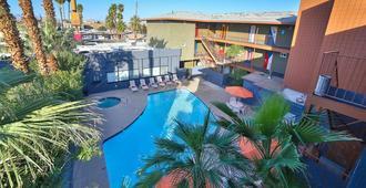 拉斯維加斯旅館 - 拉斯維加斯 - 游泳池