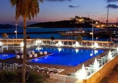 伊維薩科索Spa酒店 - 伊維薩鎮 - 游泳池