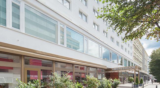 Sorat Hotel Ambassador Berlin - 柏林 - 建築