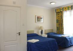 格倫雷酒店 - 倫敦 - 臥室