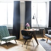 Marktgasse Hotel Living Room