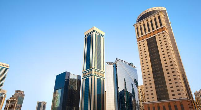 Kempinski Residences & Suites, Doha - 多哈 - 建築