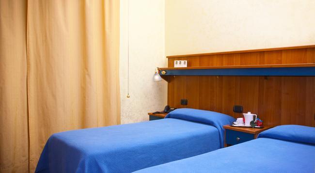 Hotel Tre Stelle - 羅馬 - 臥室