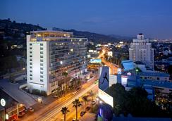 公園套房飯店 - West Hollywood - 建築