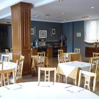 Hotel Don Carmelo Salón de desayunos y restauración