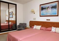 唐卡梅洛酒店 - 阿維拉 - 臥室