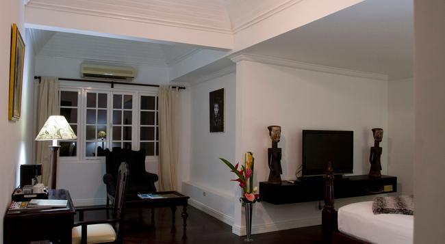 Grand Port Royal Hotel Marina & Spa - 京斯敦(金斯敦) - 臥室
