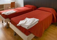 共享酒店 - 都靈 - 臥室