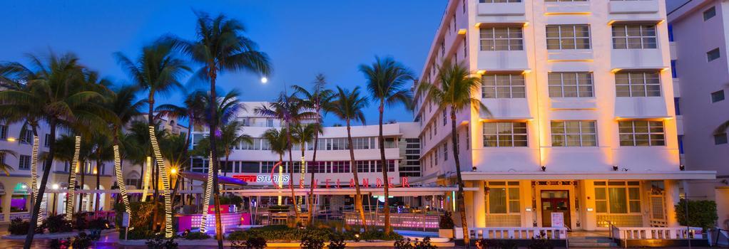 Clevelander Hotel - 邁阿密海灘 - 建築