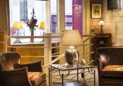 藝術酒店 - 巴黎 - 休閒室