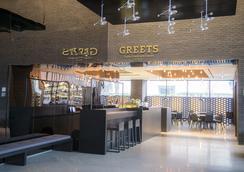 首爾汝矣島格蘭德酒店 - 首爾 - 餐廳