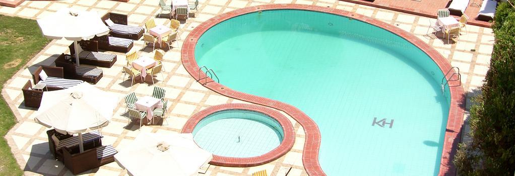 Karnak Hotel - Luxor - 游泳池