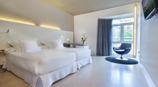 Barceló Costa Vasca - 聖塞瓦斯蒂安 - 臥室
