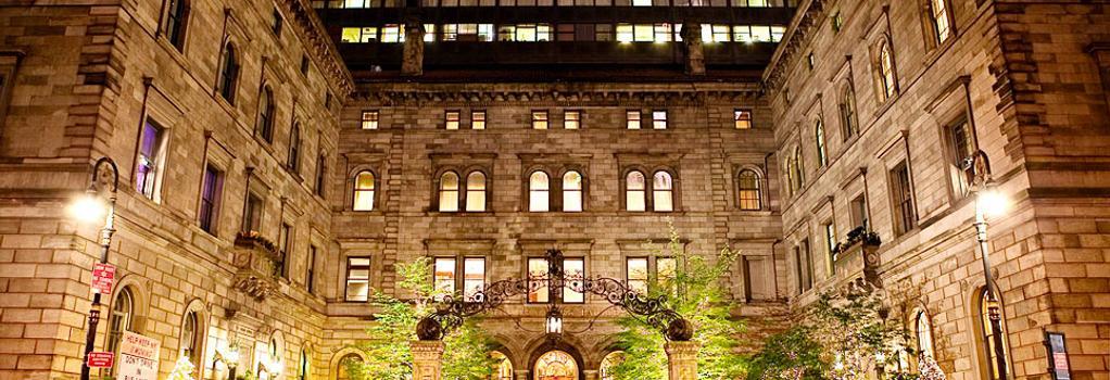 Lotte New York Palace - 紐約 - 建築