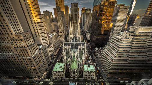 樂天紐約皇宮酒店 - 紐約 - 室外景