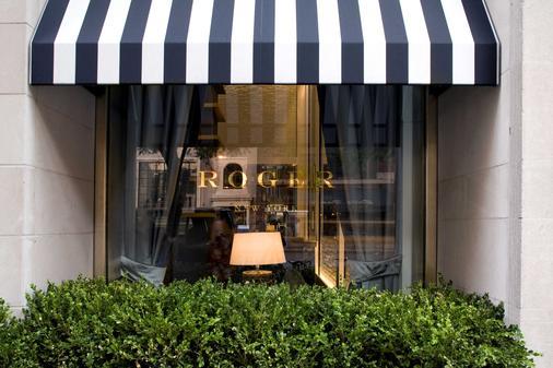 羅杰威廉姆斯酒店 - 紐約 - 室外景