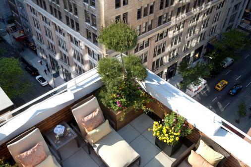 羅杰威廉姆斯酒店 - 紐約 - 露天屋頂