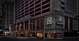 曼哈頓時代廣場飯店 - 紐約 - 建築