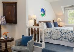 車夏亞凱特旅館 - 聖巴巴拉 - 臥室