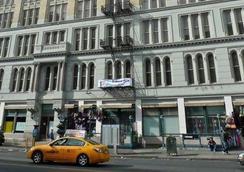 蘇豪花園酒店 - 紐約 - 建築