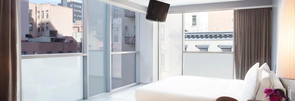 Hotel On Rivington - 紐約 - 臥室