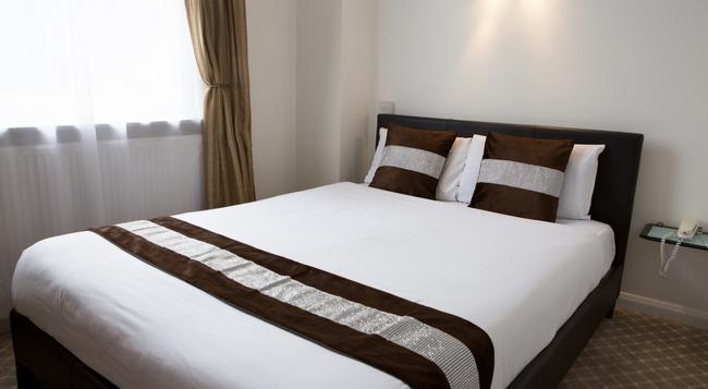 Aspen Apartments - 倫敦 - 臥室