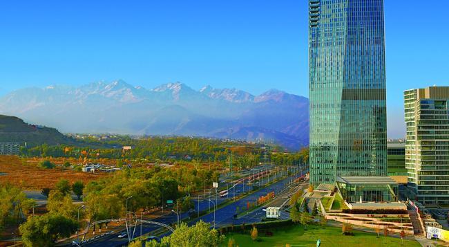 The Ritz-Carlton Almaty - 阿拉木圖 - 建築