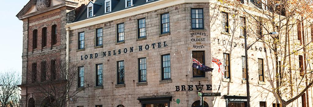 Lord Nelson Brewery Hotel - 悉尼 - 建築