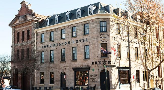 Lord Nelson Brewery Hotel - 雪梨 - 建築