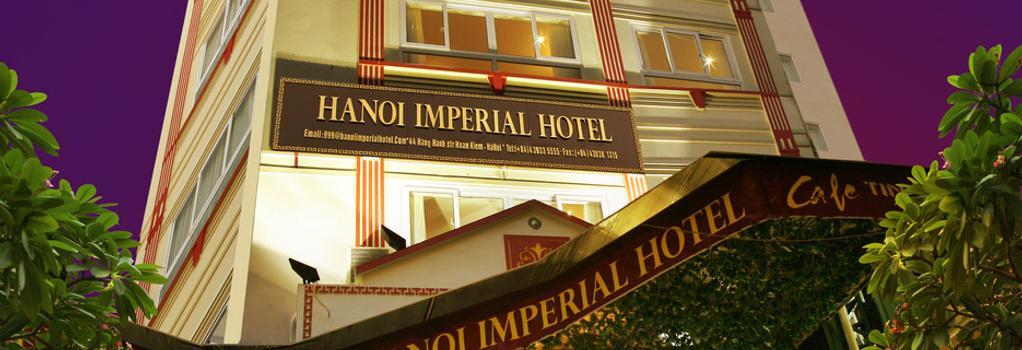 Hanoi Imperial Hotel - 河內 - 建築
