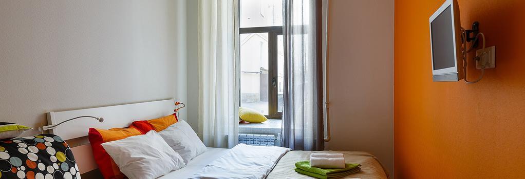 Station Hotel G73 - 聖彼得堡 - 臥室