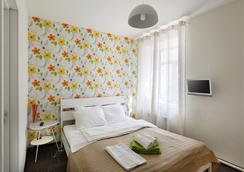 G73車站酒店 - 聖彼得堡 - 臥室