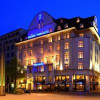Seaside Park Hotel Leipzig Exterior