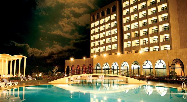 Ledger Plaza Hotel N'Djamena - Ndjamena - 室外景