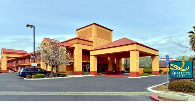 Quality Inn Fresno Near University - 弗雷斯諾 - 建築