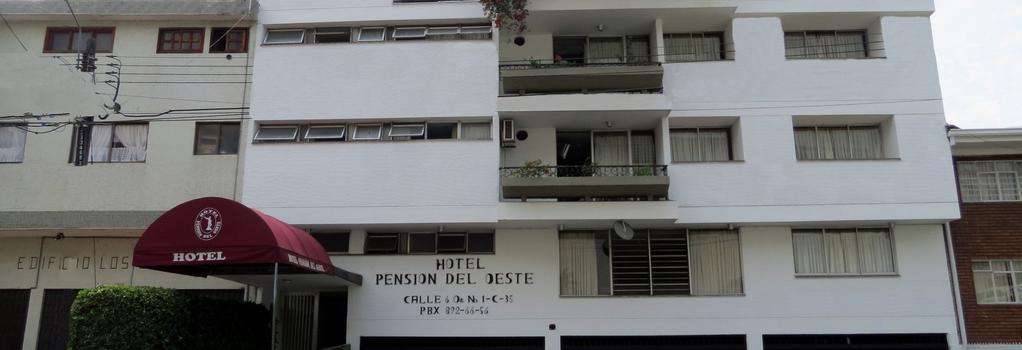Hotel Del Oeste B&B - 卡利 - 建築