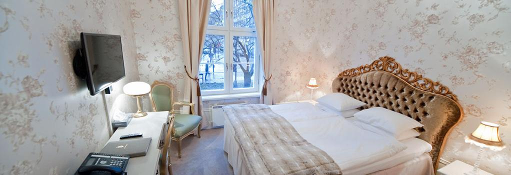 Browallshof Hotell och Matsal - 斯德哥爾摩 - 臥室