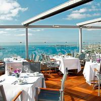 Conrad Istanbul Bosphorus Terrace Restaurant