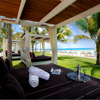 Krystal Grand Punta Cancun Property Grounds