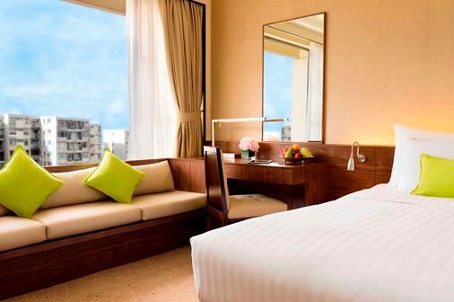 城市花園酒店 - 香港 - 臥室
