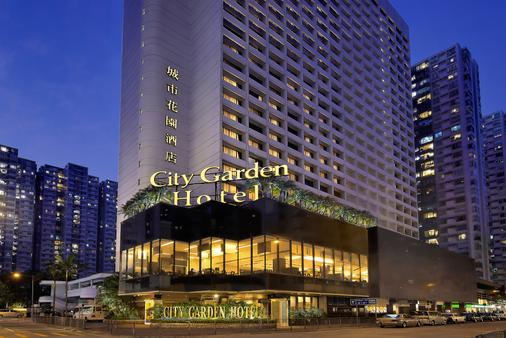 城市花園酒店 - 香港 - 建築