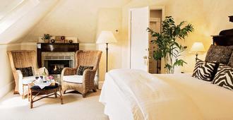 1801第一家豪華住宿加早餐旅館 - 納帕 - 臥室