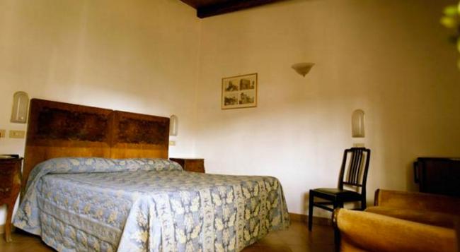 Albergo Del Sole Al Biscione - 羅馬 - 臥室
