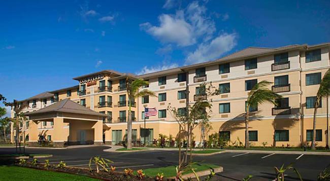 Courtyard by Marriott Maui Kahului Airport - 卡胡盧伊 - 建築