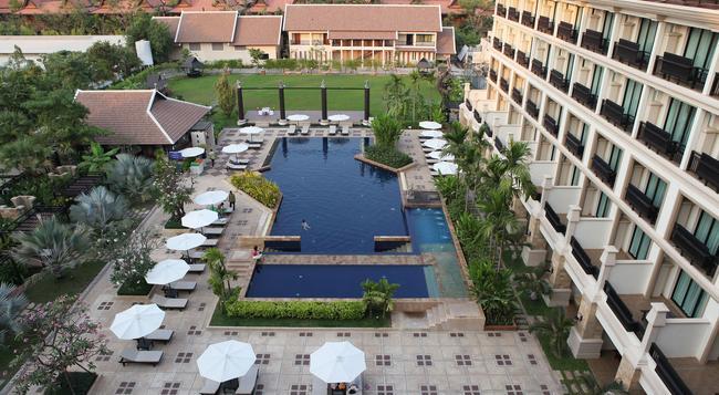 Angkor Miracle Resort & Spa - 暹粒 - 游泳池