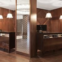 Hotel Claridge Madrid Recepión