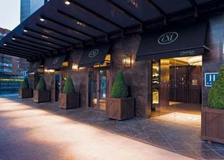 Hotel Claridge Madrid