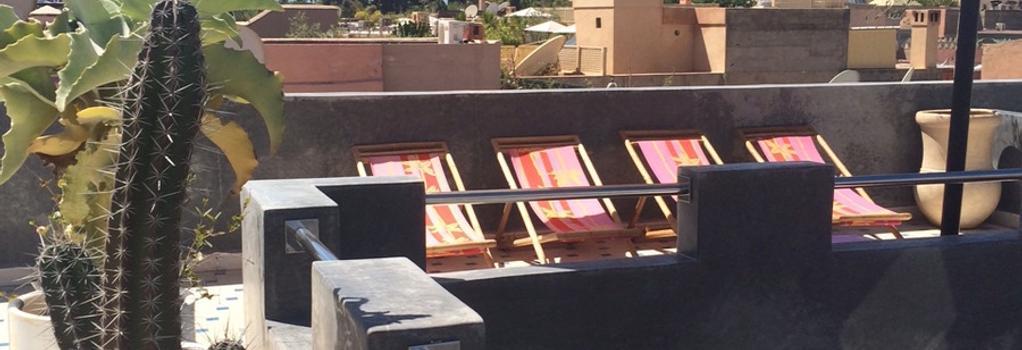 Riad Bulle d'Or & Spa - 馬拉喀什 - 室外景