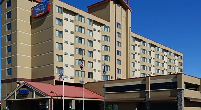 Fairfield Inn and Suites by Marriott Denver Cherry Creek - 丹佛 - 建築