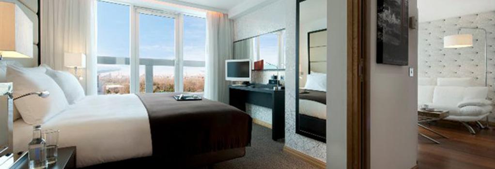 Pestana Chelsea Bridge Hotel & Spa - 倫敦 - 臥室